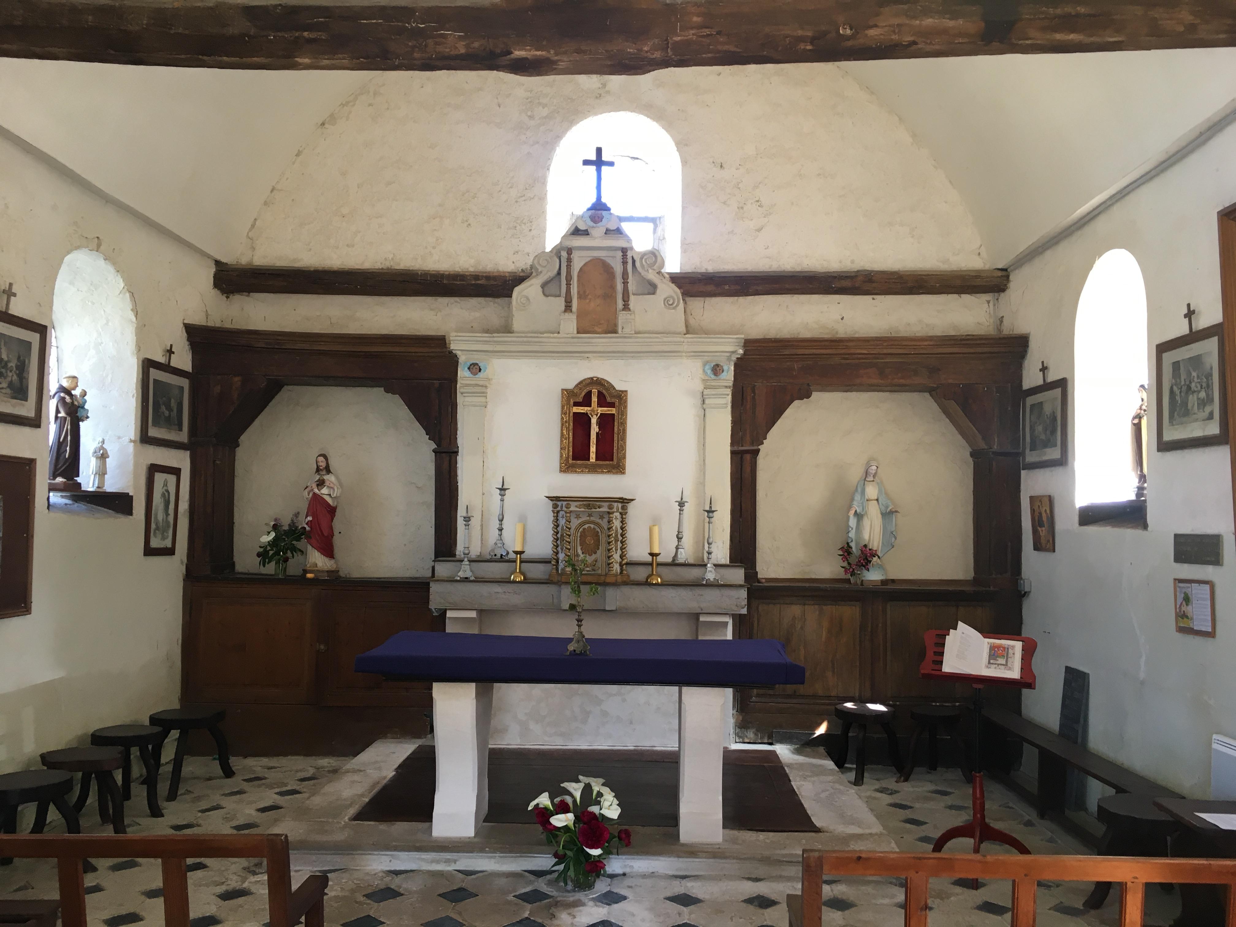 Office de la chapelle de vorvigny