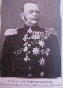 Le Général de Schwartzkoppen
